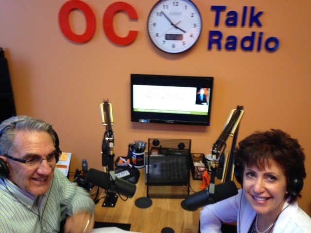 Merry Neitlich on OC Talk Radio